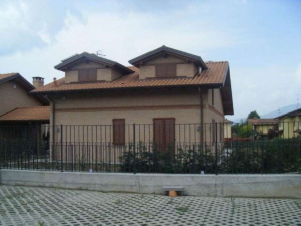 Villa in vendita a Buguggiate, Con giardino, 305 mq - Foto 35