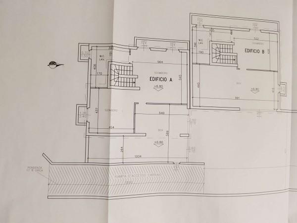 Villa in vendita a Buguggiate, Con giardino, 305 mq - Foto 2