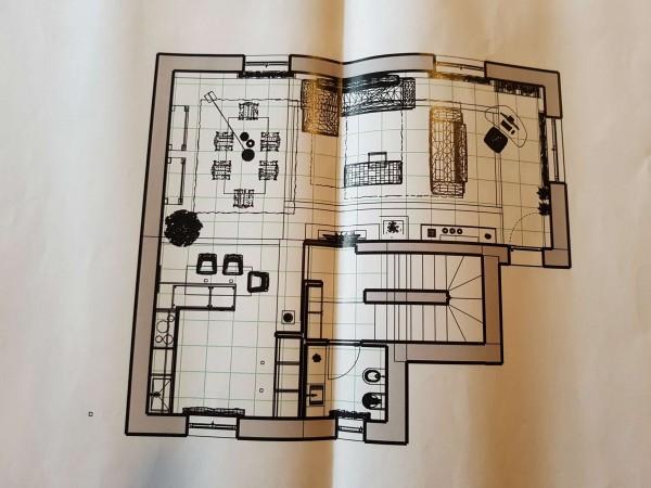 Villa in vendita a Buguggiate, Con giardino, 305 mq - Foto 17