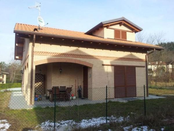 Villa in vendita a Buguggiate, Con giardino, 305 mq - Foto 44