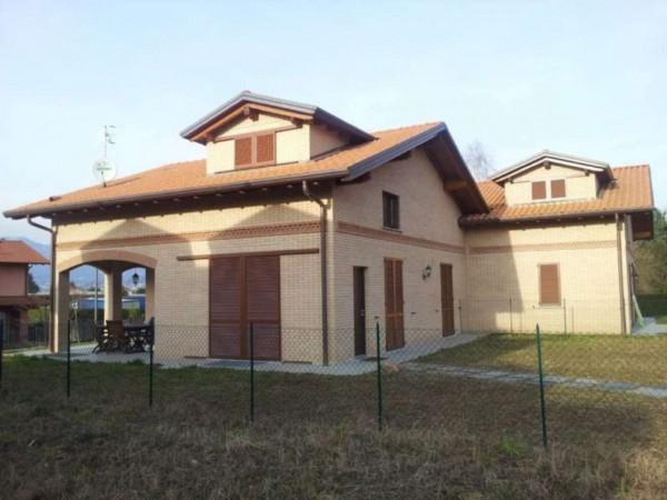 Villa in vendita a Buguggiate, Con giardino, 305 mq - Foto 43