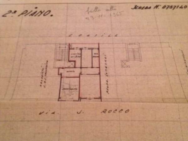 Appartamento in vendita a Gallarate, Centro, Arredato, con giardino, 65 mq - Foto 2