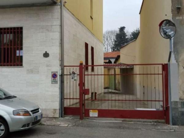 Appartamento in vendita a Gallarate, Centro, Arredato, con giardino, 65 mq - Foto 8