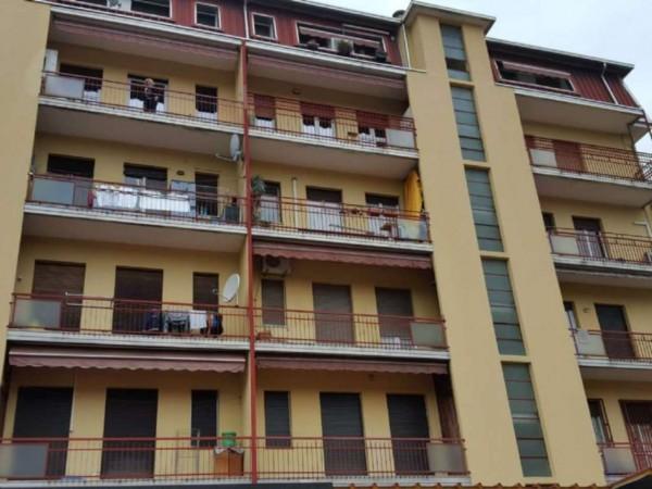 Appartamento in vendita a Gallarate, Centro, Arredato, con giardino, 65 mq - Foto 3