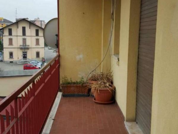 Appartamento in vendita a Gallarate, Centro, Arredato, con giardino, 65 mq - Foto 26