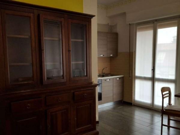 Appartamento in vendita a Gallarate, Centro, Arredato, con giardino, 65 mq - Foto 28
