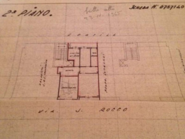 Appartamento in vendita a Gallarate, Centro, Arredato, con giardino, 65 mq - Foto 4