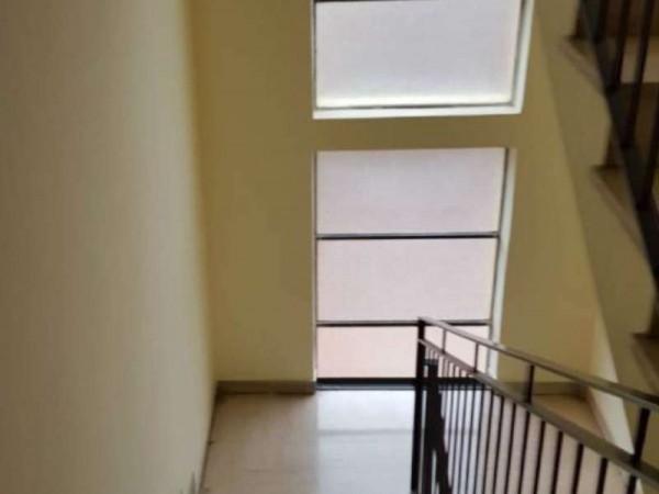 Appartamento in vendita a Gallarate, Centro, Arredato, con giardino, 65 mq - Foto 14