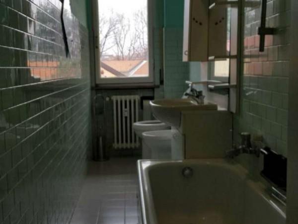 Appartamento in vendita a Gallarate, Centro, Arredato, con giardino, 65 mq - Foto 19