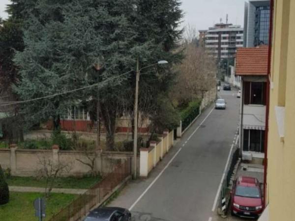 Appartamento in vendita a Gallarate, Centro, Arredato, con giardino, 65 mq - Foto 17