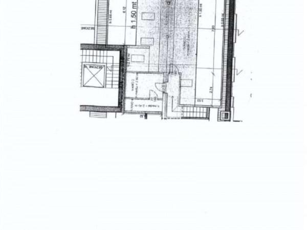 Appartamento in vendita a Milano, Magenta, 310 mq - Foto 2