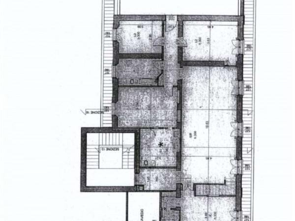 Appartamento in vendita a Milano, Magenta, 310 mq - Foto 3