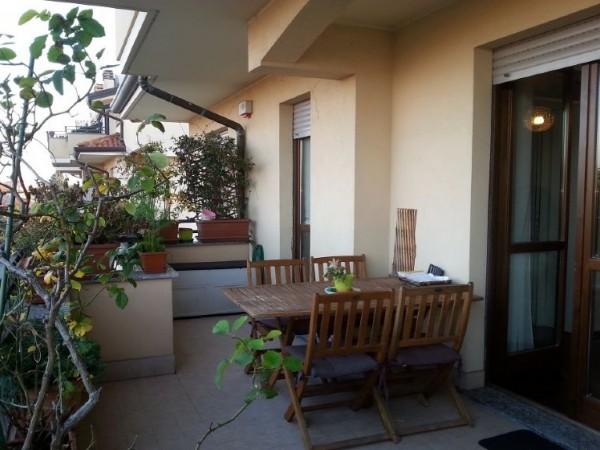 Appartamento in vendita a Parabiago, Centrale, 90 mq