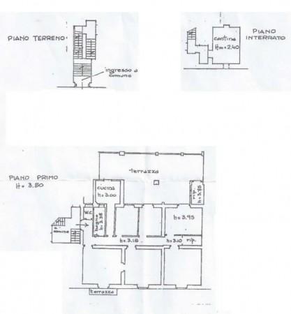Appartamento in vendita a Firenze, 180 mq - Foto 2