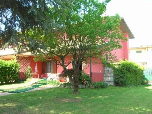 Casa indipendente in vendita a Trenzano, Con giardino, 180 mq - Foto 13