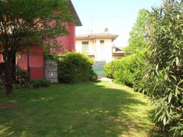 Casa indipendente in vendita a Trenzano, Con giardino, 180 mq - Foto 12