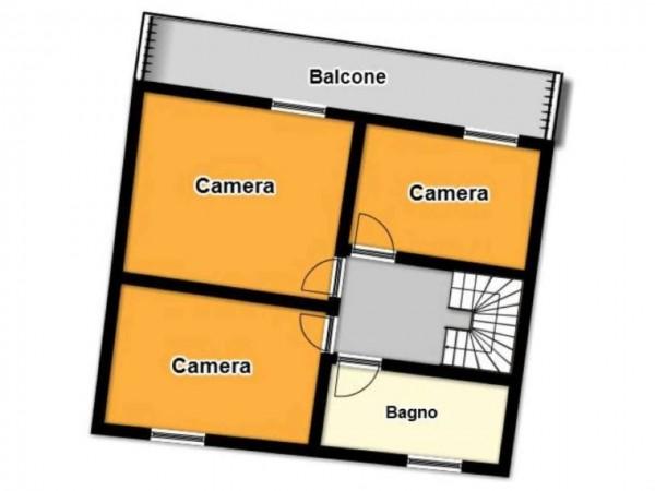 Casa indipendente in vendita a Trenzano, Con giardino, 180 mq - Foto 3