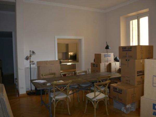 Appartamento in affitto a Milano, Via Monti - Fiera, Firenze, Sempione, 200 mq