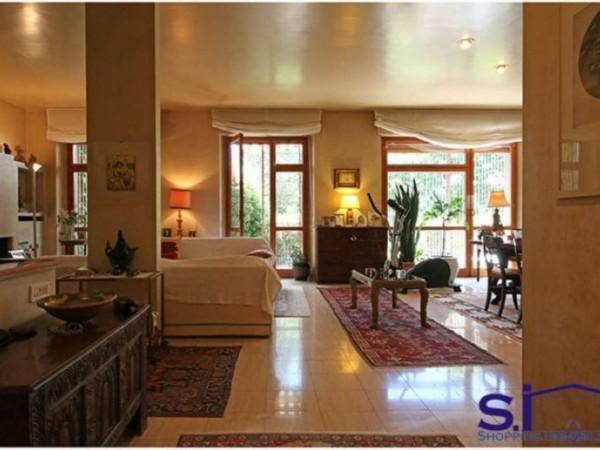 Appartamento in affitto a Moncalieri, Precollina, Con giardino, 300 mq - Foto 16