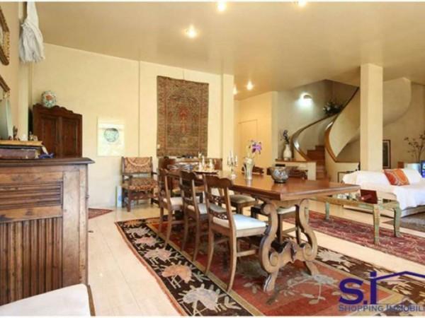 Appartamento in affitto a Moncalieri, Precollina, Con giardino, 300 mq - Foto 14
