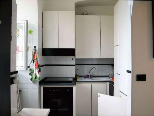 Appartamento in vendita a Camogli, Ruta Di Camogli, Arredato, con giardino, 40 mq - Foto 13