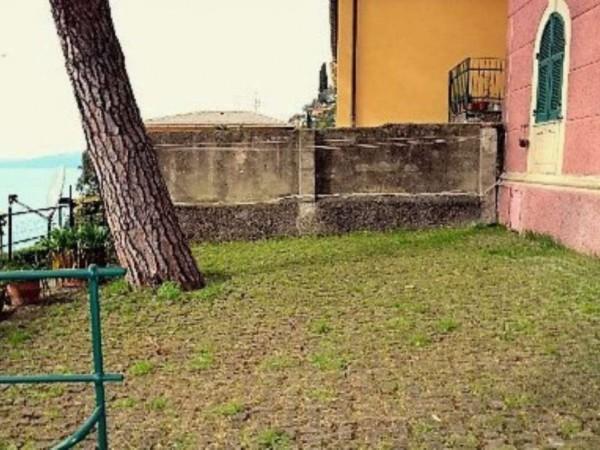 Appartamento in vendita a Camogli, Ruta Di Camogli, Arredato, con giardino, 40 mq - Foto 12