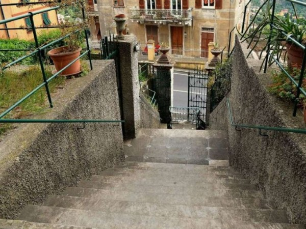 Appartamento in vendita a Camogli, Ruta Di Camogli, Arredato, con giardino, 40 mq - Foto 9