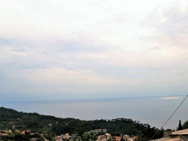 Appartamento in vendita a Camogli, Ruta Di Camogli, Arredato, con giardino, 40 mq - Foto 5