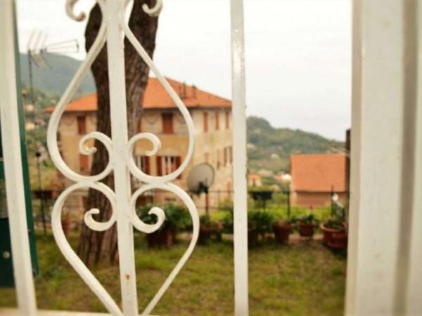 Appartamento in vendita a Camogli, Ruta Di Camogli, Arredato, con giardino, 40 mq - Foto 11