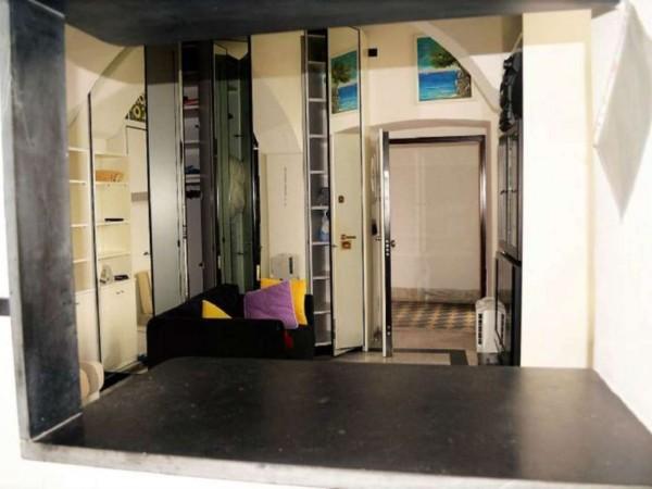 Appartamento in vendita a Camogli, Ruta Di Camogli, Arredato, con giardino, 40 mq - Foto 8