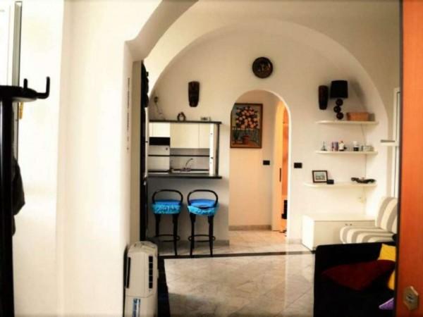 Appartamento in vendita a Camogli, Ruta Di Camogli, Arredato, con giardino, 40 mq - Foto 7
