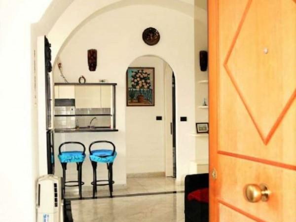 Appartamento in vendita a Camogli, Ruta Di Camogli, Arredato, con giardino, 40 mq - Foto 6