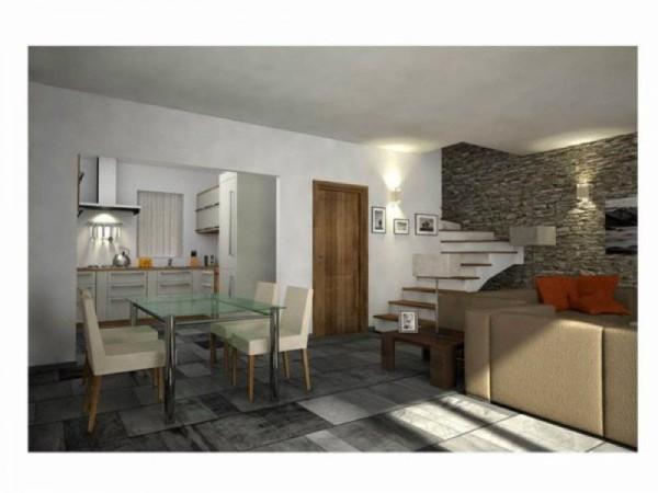 Villa in vendita a Rapallo, Costasecca, Con giardino, 127 mq - Foto 5