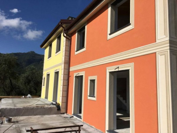 Villa in vendita a Rapallo, Costasecca, Con giardino, 127 mq - Foto 12
