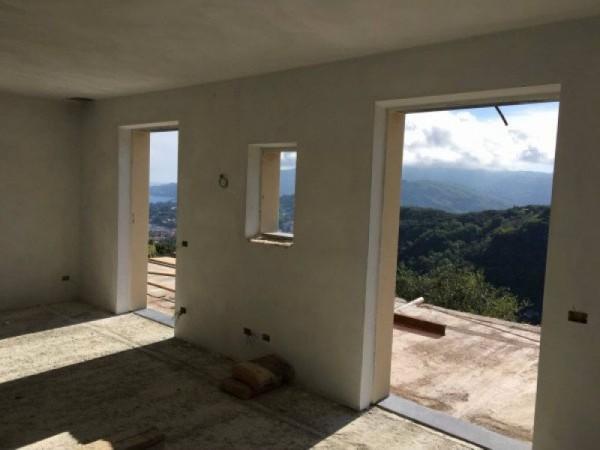 Villa in vendita a Rapallo, Costasecca, Con giardino, 127 mq - Foto 7