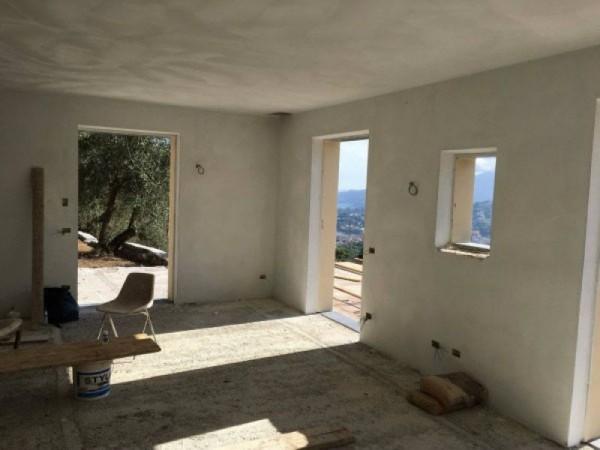 Villa in vendita a Rapallo, Costasecca, Con giardino, 127 mq - Foto 8