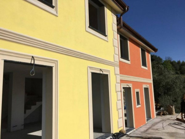 Villa in vendita a Rapallo, Costasecca, Con giardino, 127 mq - Foto 11