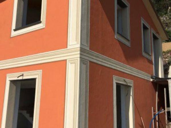 Villa in vendita a Rapallo, Costasecca, Con giardino, 127 mq - Foto 3