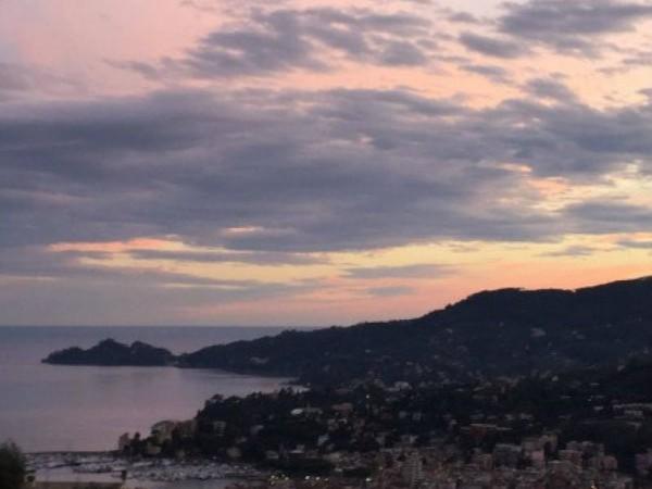 Villa in vendita a Rapallo, Costasecca, Con giardino, 127 mq - Foto 4