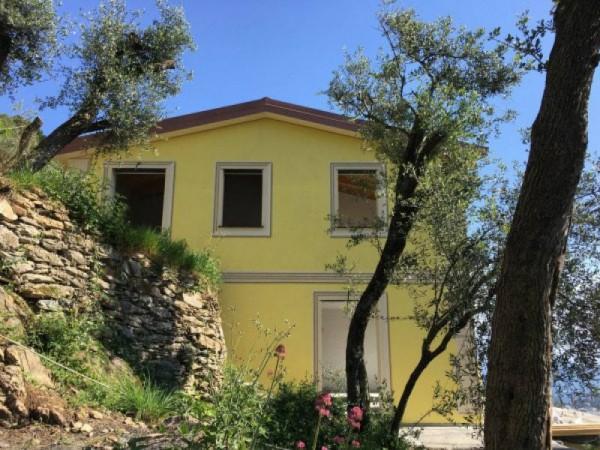 Villa in vendita a Rapallo, Costasecca, Con giardino, 127 mq - Foto 9