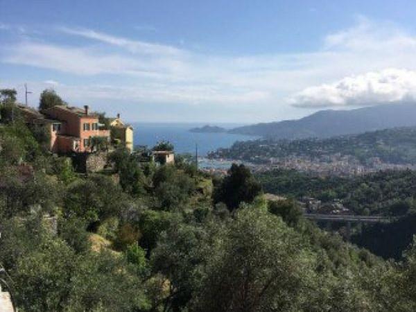 Villa in vendita a Rapallo, Costasecca, Con giardino, 127 mq - Foto 10