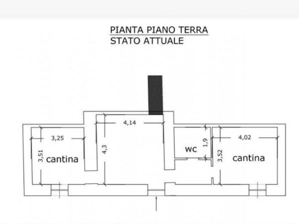 Villa in vendita a Avegno, Pietrafitta, Con giardino, 150 mq - Foto 5