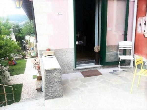 Villa in vendita a Avegno, Pietrafitta, Con giardino, 150 mq - Foto 29