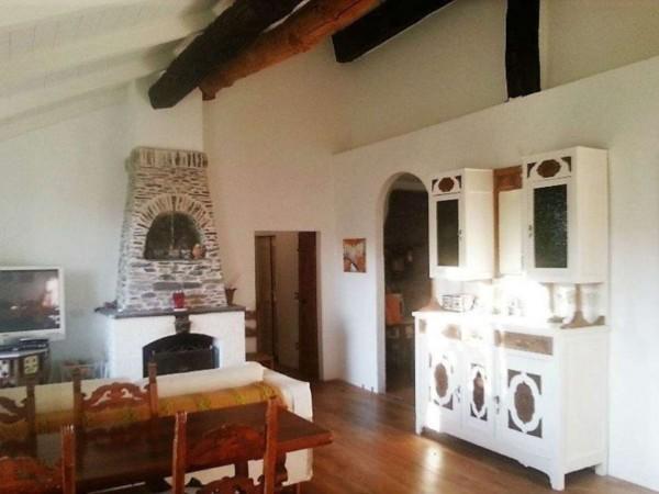 Villa in vendita a Avegno, Pietrafitta, Con giardino, 150 mq - Foto 26