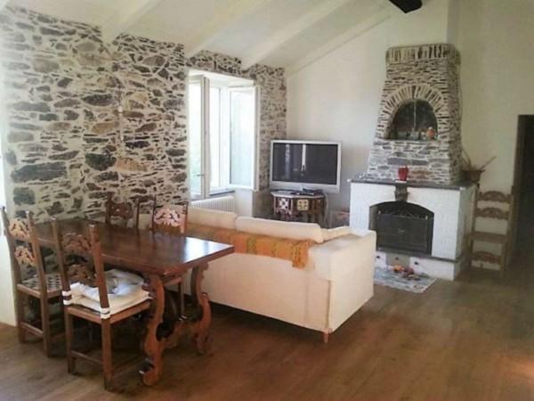 Villa in vendita a Avegno, Pietrafitta, Con giardino, 150 mq - Foto 24