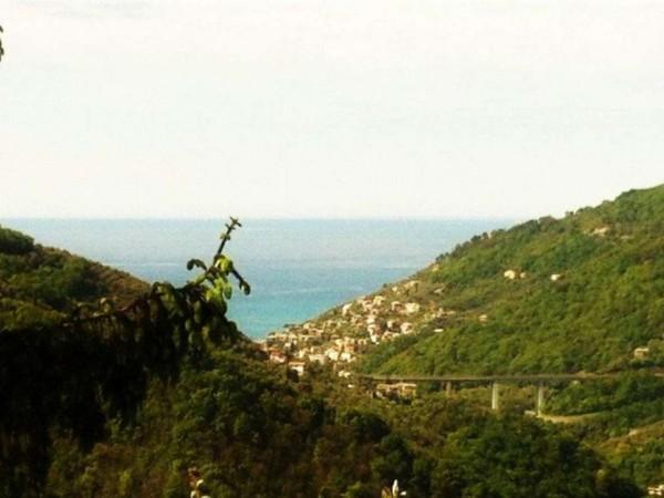Villa in vendita a Avegno, Pietrafitta, Con giardino, 150 mq