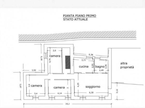 Villa in vendita a Avegno, Pietrafitta, Con giardino, 150 mq - Foto 4