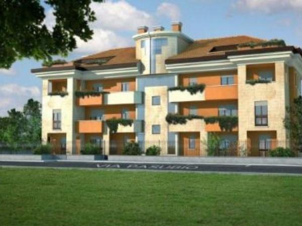 Appartamento in vendita a Legnano, San Martino, 90 mq