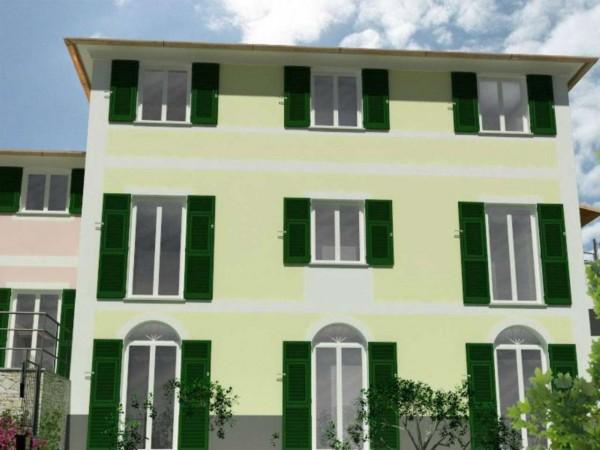 Casa indipendente in vendita a Rapallo, Ronco Costaguta, Con giardino, 78 mq - Foto 10