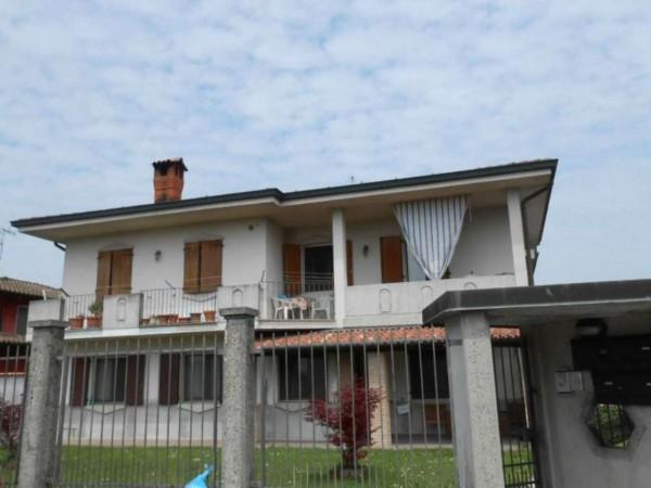 Appartamento in vendita a Cremosano, Residenziale, Con giardino, 122 mq